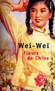 couverture Fleurs de Chine