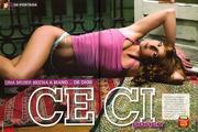 Ceci Ponce Revista H Para hombres Octubre 2008