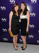 Kris Williams (Ghost Hunters) 2010 SyFy Upfront Party -  March 16