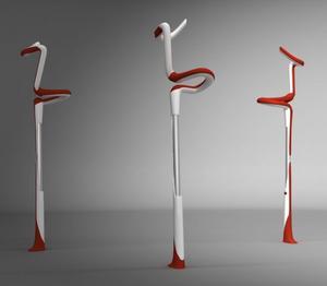 th 04251 flamingo crutches 122 140lo - Yeni Nesil Koltuk De�ne�i / Kanedyen Modelleri