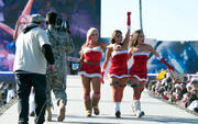 Bella Twins-Tribute to The Troops 2010