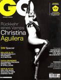 Christina Aguilera - GQ Magazine June 2010