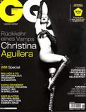 Christina Aguilera - GQ Magazine June 2010