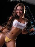 Pamela Altahona fotos en bikini 1