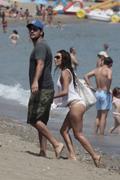 Eva Longoria sexy en bikini | Eduardo Cruz radin ?