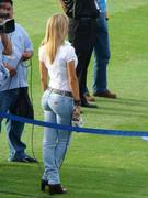 """Ines Sainz """"The Ass"""" pic from SouthAfrica"""