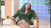 Marisa Orth sensual na serie Sai Baixo