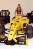 Джоди Марш, фото 5. Jodie Marsh Formula One - Shoot, photo 5