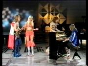 ABBA - Honey Honey - Star Parade 1974
