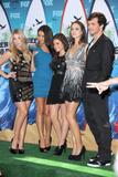 Эшли Бенсон, фото 15. Ashley Benson, Lucy Hale, Shay Mitchell & Troian Avery Bellisario at the 2010 Teen Choice Awards 08-08, photo 15