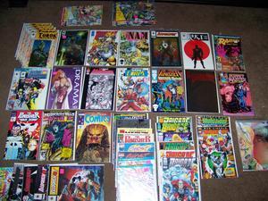 Comic Books Lot