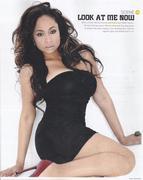 Raven Symone in Vibe Magazine
