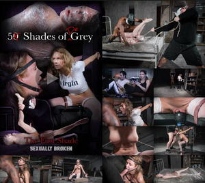 SEXUALLY BROKEN: Jan 18, 2016: 5 Shades of DeGrey: The First Shade | Rain DeGrey | Matt Williams | Jack Hammer