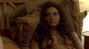 Naomi Krauss  nackt