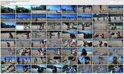 Kelly Berning and Shevonne Sullivan TMZ Girls | Bikinis | HD | Amazing Race | 6x vids
