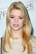 Masiela Lusha- 'Peter Pan' Opening Night at the Pantages Theatre in Hollywood 01/15/13 (HQ)