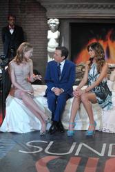 Мелисса Сатта, фото 350. Melissa Satta Chiambretti Sunday Show in Italy, 18.02.2012, foto 350