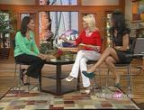 Naamua Delaney - iVillage Live - Thighage. - VideoClip - 7/19/07