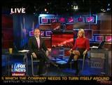 "JAMIE COLBY legs ""America's News HQ"" (March 15, 2009) - *leggy video*"