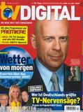 6x HQ Bruce Willis Scans (TV Digital)