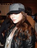 Michelle Trachtenberg at Fifth Annual Lucky Club in New York City